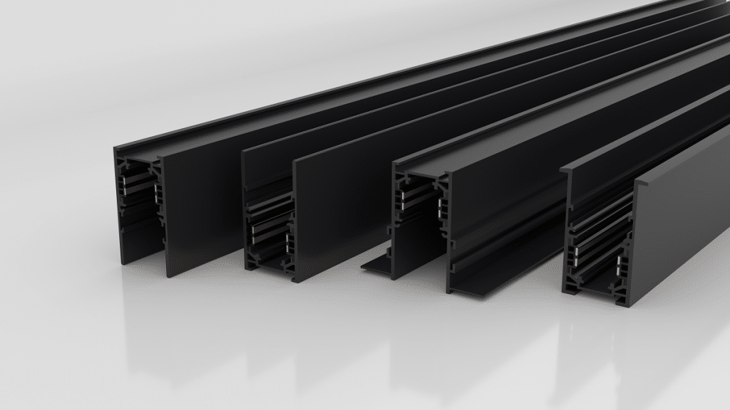 magnet track profile