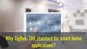what is the standard of zigbee smart application